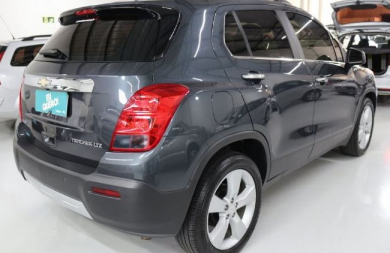 Chevrolet Tracker LTZ 1.8 Ecotec - Foto #5