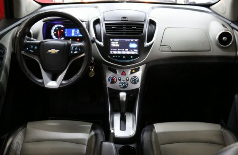 Chevrolet Tracker LTZ 1.8 Ecotec - Foto #9
