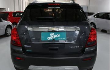 Chevrolet Tracker LTZ 1.8 Ecotec - Foto #10