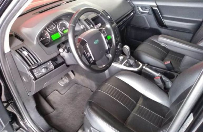 Land Rover Freelander 2 Dynamic SD4 2.2 16V Turbo - Foto #8