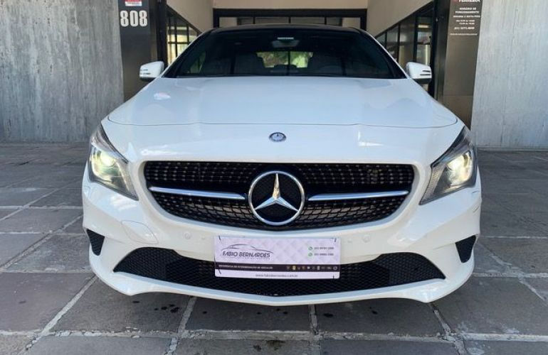 Mercedes-Benz CLA 200 First Edition 1.6 16V Turbo - Foto #3