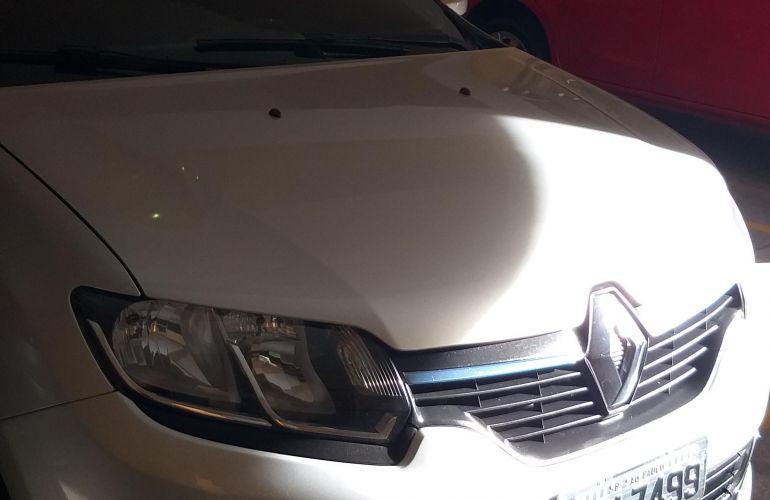 Renault Logan Authentique 1.0 12V SCe (Flex) - Foto #6