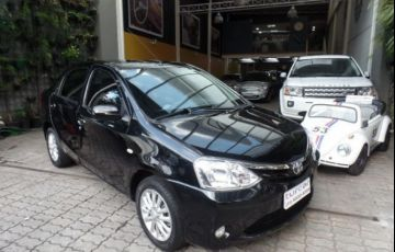 Toyota Etios Sedan XLS-MT 1.5 16V Flex