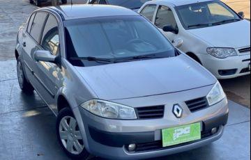 Renault Mégane Sedan Expression 1.6 16V (flex)