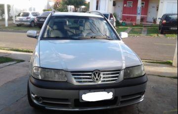 Volkswagen Parati Crossover 1.8 MI (Flex) - Foto #6