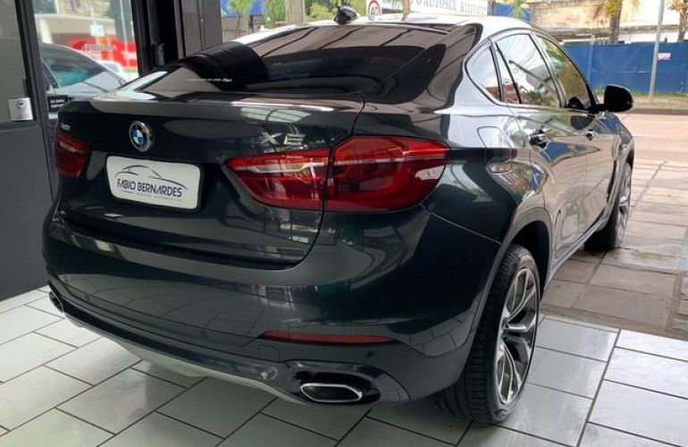 BMW X6 Coupé 35i 4x4 3.0 24v 6c  4p - Foto #6