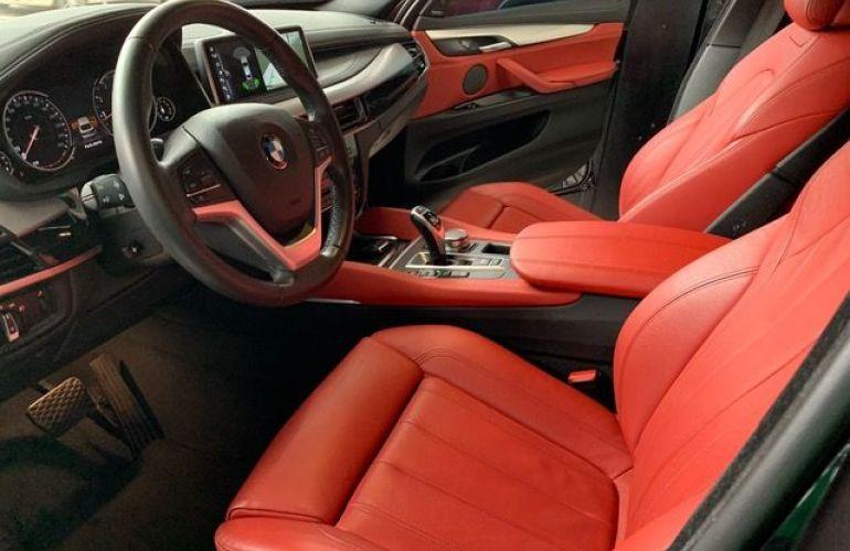 BMW X6 Coupé 35i 4x4 3.0 24v 6c  4p - Foto #7