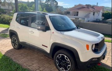 Jeep Renegade Trailhawk 2.0 Turbo 4x4 Diesel