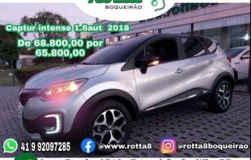 Renault Captur Intense 1.6 16v