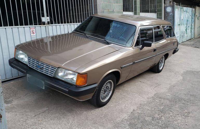 Chevrolet Caravan Comodoro SL/E 2.5 - Foto #1