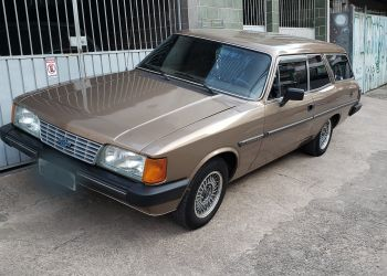 Chevrolet Caravan Comodoro SL/E 2.5