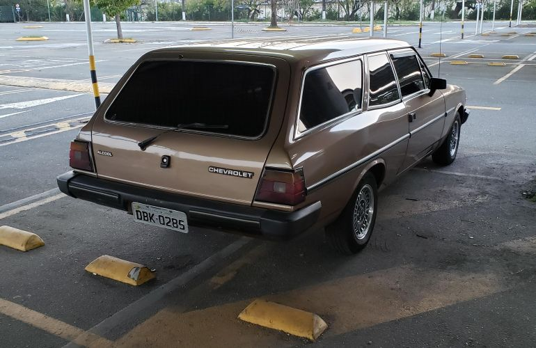 Chevrolet Caravan Comodoro SL/E 2.5 - Foto #5