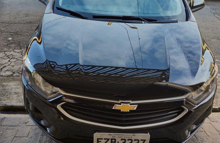 Chevrolet Onix 1.4 LT SPE/4 (Aut) - Foto #3