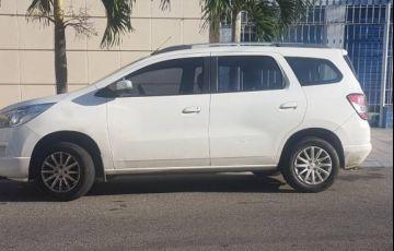 Chevrolet Spin LT 5S 1.8 (Aut) (Flex) - Foto #9