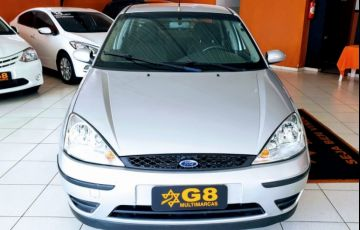 Ford Focus Sedan 1.6 16V (Flex) - Foto #2