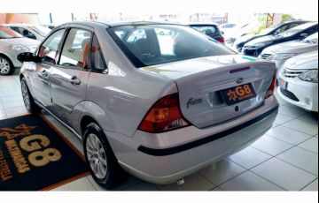 Ford Focus Sedan 1.6 16V (Flex) - Foto #7
