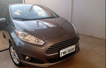 Ford New Fiesta Sedan 1.6 SE PowerShift (Flex) - Foto #3