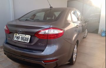 Ford New Fiesta Sedan 1.6 SE PowerShift (Flex) - Foto #4