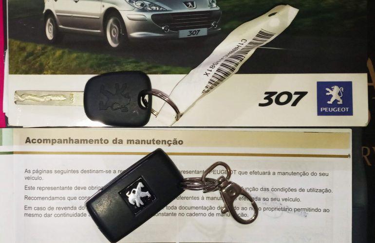 Peugeot 307 Sedan Presence Pack 2.0 16V (flex) (aut.) - Foto #2