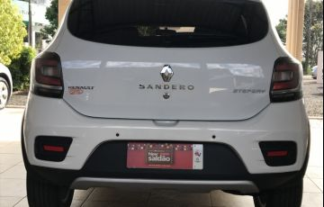 Renault Sandero Stepway 1.6 16V SCe Easy-r (Flex)