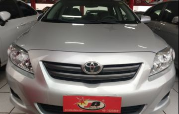Toyota Corolla Sedan GLi 1.8 16V (flex) (aut)