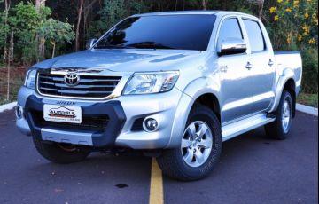Toyota Hilux 2.7 4x4 CD SRV (Flex) (Aut) - Foto #1