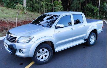 Toyota Hilux 2.7 4x4 CD SRV (Flex) (Aut) - Foto #2