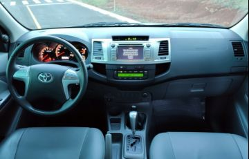 Toyota Hilux 2.7 4x4 CD SRV (Flex) (Aut) - Foto #7