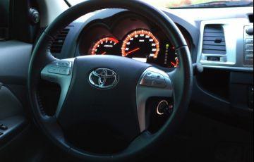 Toyota Hilux 2.7 4x4 CD SRV (Flex) (Aut) - Foto #8