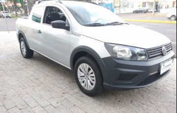 Volkswagen Saveiro Robust 1.6 MSI CD (Flex) - Foto #1
