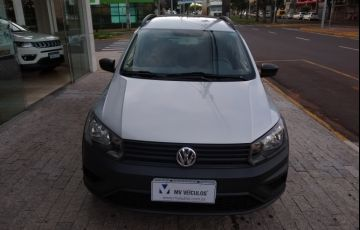 Volkswagen Saveiro Robust 1.6 MSI CD (Flex) - Foto #2