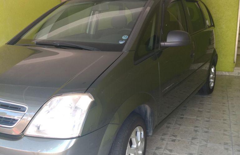 Chevrolet Meriva Expression 1.8 (Flex) (easytronic) - Foto #3