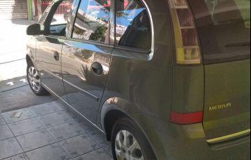 Chevrolet Meriva Expression 1.8 (Flex) (easytronic) - Foto #4