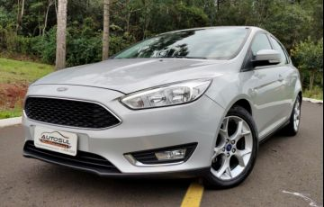 Ford Focus Hatch SE 2.0 PowerShift