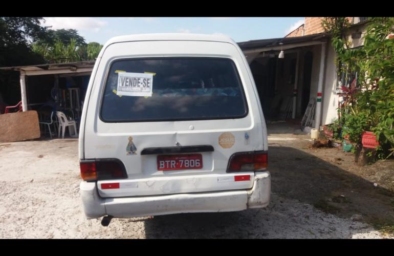 Kia Besta Super Van Est 2.7 - Foto #5