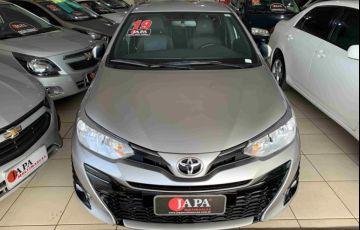 Toyota Yaris 1.5 XS CVT (Flex)
