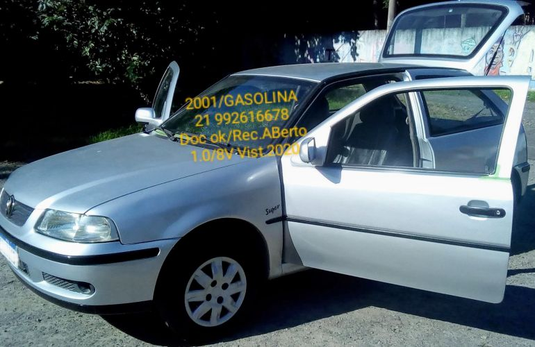 Volkswagen Gol Special 1.0 MI (G3) - Foto #4
