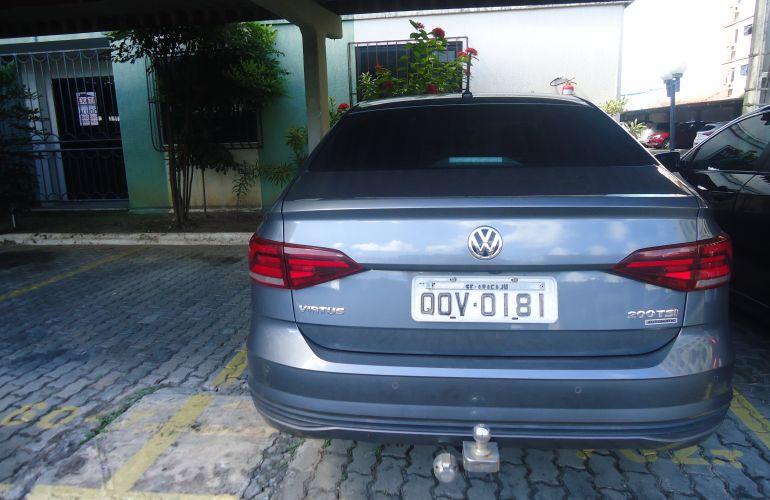 Volkswagen Virtus 200 TSI Comfortline (Flex) (Aut) - Foto #1