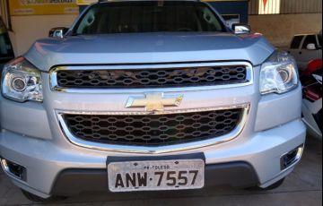 Chevrolet S10 2.5 ECOTEC SIDI LTZ 4x2 (Cabine Dupla)
