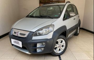 Fiat Idea Adventure 1.8 16V E.TorQ (Flex)