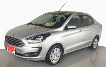 Ford Ka Sedan SE Plus 1.0 (Flex)