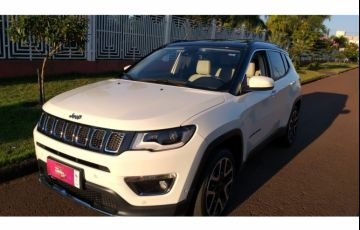 Jeep Compass 2.0 Limited (Aut)