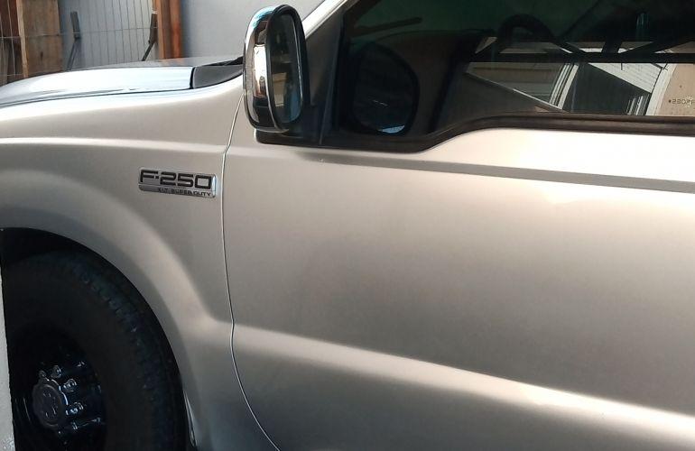 Ford F250 XL 4.2 Turbo (Cab Simples) - Foto #6