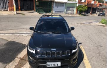 Jeep Compass 2.0 Longitude (Aut) (Flex) - Foto #8