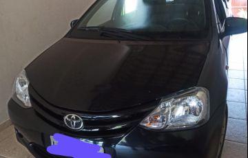 Toyota Etios X 1.3 (Flex) (Aut) - Foto #3