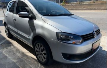 Volkswagen Fox 1.6 Mi 8V Total Flex - Foto #3