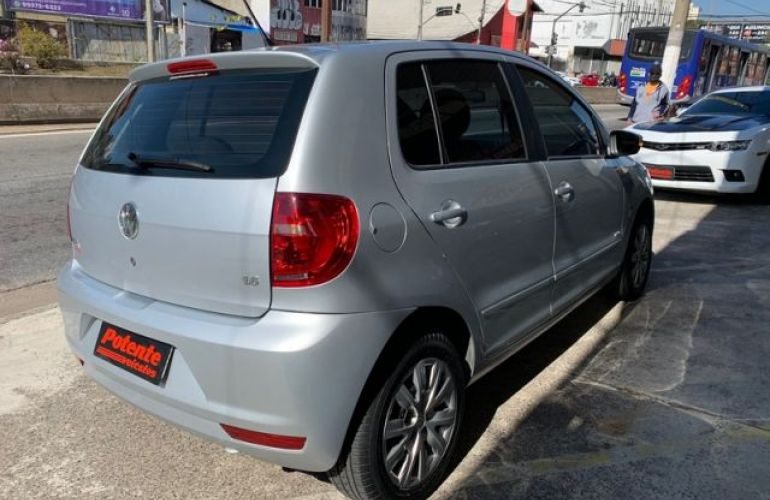 Volkswagen Fox 1.6 Mi 8V Total Flex - Foto #10
