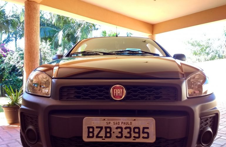Fiat Strada Hard Working 1.4 (Flex) (Cabine Simples) - Foto #8