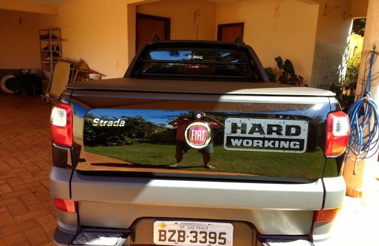Fiat Strada Hard Working 1.4 (Flex) (Cabine Simples) - Foto #9
