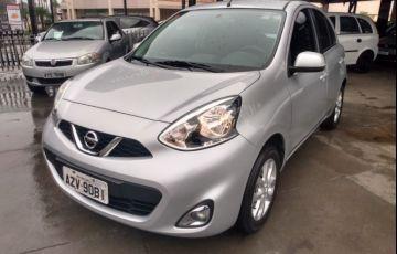 Nissan March 1.0 SV (Flex)